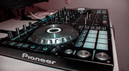 DJ-verksamhet